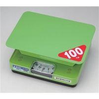 シンワ測定 簡易自動はかり ほうさく 100kg 1個 (直送品)