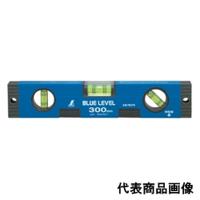 シンワ測定 ブルーレベル 1500mm マグネット付 1個 (直送品)