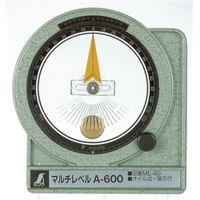 シンワ測定 マルチレベル A-600 1個 (直送品)