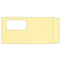 ヒサゴ 窓つき封筒クリーム MF01 (取寄品)