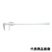 ミツトヨ ロングジョウ 長尺ステンレスギス 30cm C30L 1個 (直送品)