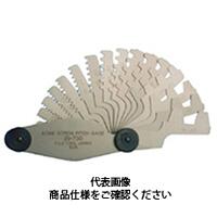 フジツール アクメスクリューピッチゲージ No.30-720 1個 (直送品)