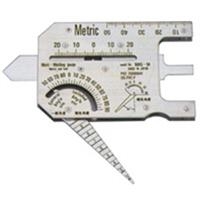 フジツール 溶接開先ゲージ NWG-94 1個 (直送品)