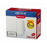 三菱レイヨン・クリンスイ CBシリーズ 交換カートリッジ 白 CBC03W