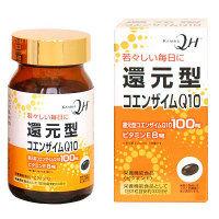 還元型コエンザイムQ10 約30日分(60粒) ユニマットリケン サプリメント
