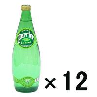 【アウトレット】<並行輸入品>ペリエ スパークリングライム 瓶 750ml(12本入)