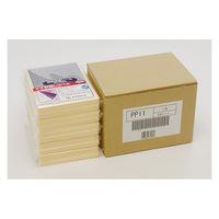 東洋印刷 地紋印刷入りナナ目隠しラベル情報保護シール PPI-1 1箱(500シート入) (直送品)