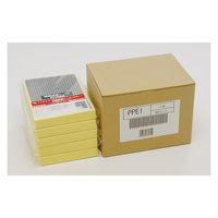 東洋印刷 地紋印刷入りナナ目隠しラベル情報保護シール PPE-1 1箱(500シート入) (直送品)