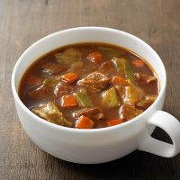 無印良品 食べるスープ 牛肉とキャベツのシチュー 02183035 良品計画 <化学調味料不使用>