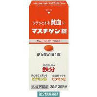 【第2類医薬品】マスチゲン錠 30錠 日本臓器製薬