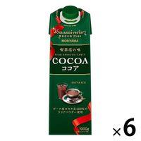 喫茶店の味 ココア 1L 6本