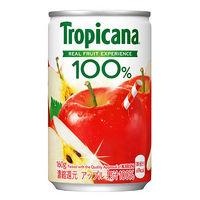 キリンビバレッジ トロピカーナ 100%アップル 160g 1箱(30缶入)
