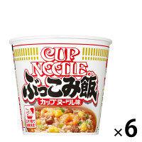 カップヌードル ぶっこみ飯 6食