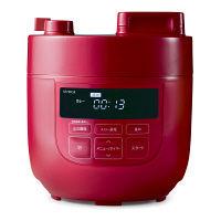 siroca 電気圧力鍋 SP-D131(RD) スロー調理機能付き