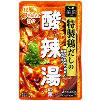 S&B 菜館 酸辣湯の素 1袋 エスビー食品