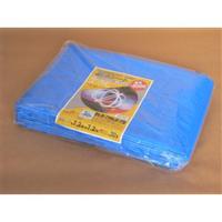 高木綱業 防水シート #3000 ブルー 7.2m×7.2m 27-6018 1枚(直送品)