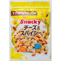 東洋ナッツ TON'S スナッキ- イエローミックスナッツ 1袋