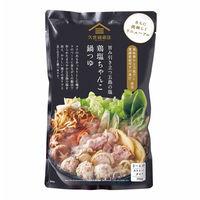 久世福商店 鶏塩ちゃんこ鍋つゆ 1個