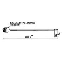 シチズンセイミツ デジメトロン I/Oケーブル IPD-SC1-IO2 1本 (直送品)