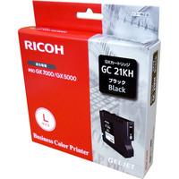 リコー インクジェットカートリッジ GC21KH ブラック 515631