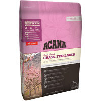 ACANA(アカナ) ドッグフード シングル グラスフェッドラム 全犬種・全年齢対象 低アレルギーフード 340g 1袋 アカナファミリージャパン