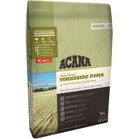 ACANA(アカナ) ドッグフード シングル ヨークシャーポーク 全犬種・全年齢対象 低アレルギーフード 340g 1袋 アカナファミリージャパン