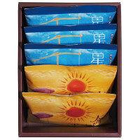 アデリー 星と太陽の島ポテト 5袋入 1箱