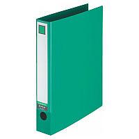 キングジム レバーリングファイル A4タテ 緑 スーパー業務用パック 1パック(30冊入) 3673
