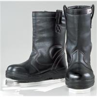 おたふく手袋 半長靴(踏み抜き防止鋼板入) JW-777 30.0cm 1足(直送品)