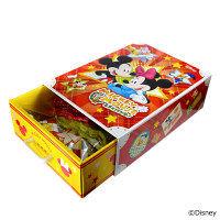 【ビッグサイズ】ミッキーお菓子A4引き出しボックス 1個