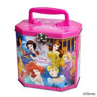 トランク缶 ディズニー プリンセス
