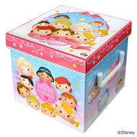 【ビッグサイズ】クリスマス お菓子ボックス(ツムツムガールズ) 1個