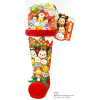 クリスマス ブーツM(ディズニー ツムツム) 1個 スイートプラザ