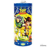 【ビッグサイズ】クリスマス 電池缶(トイ・ストーリー) 1個