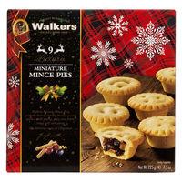 ウォーカー ミニミンスミートタルト クリスマス 1個