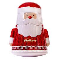 ウォーカー サンタクロース缶 クリスマス 1個