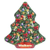 ウォーカー クリスマスツリー缶 1個