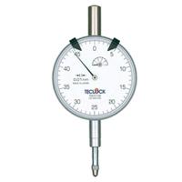 テクロック 0.001mm目盛ダイヤルゲージ TM-5106 1個 (直送品)