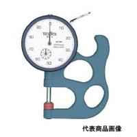 テクロック ダイヤルシックネスゲージ SM-112P 1台 (直送品)