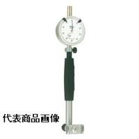 テクロック 標準型シリンダーゲージ(CCタイプ)ショートサイズ CC-250S 1台 (直送品)