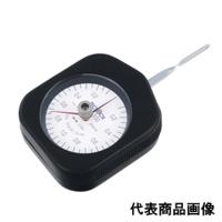 テクロック ダイヤルテンションゲージ(置針式) DTN-10G 1個 (直送品)