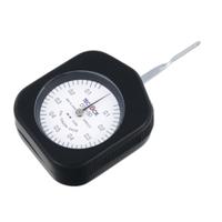 テクロック ダイヤルテンションゲージ(標準型) DTN-10 1個 (直送品)