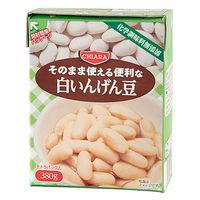 富士貿易 キアーラ 白いんげん豆 テトラパック 380g 1個