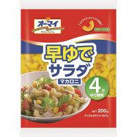 日本製粉 オーマイ 早ゆでサラダマカロニ 袋200g