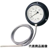佐藤計量器製作所 壁掛型隔測式温度計 VB-100P 0〜120゜C (在庫規格品) 1台 (直送品)