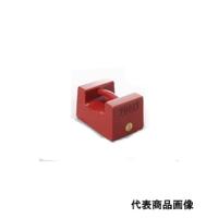 新光電子 枕型分銅(鋳鉄) M1RF-5K 1個 (直送品)