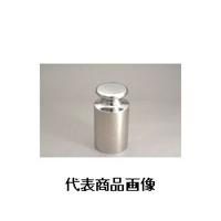 新光電子 JISマーク付OIML型円筒分銅(非磁性ステンレス) F2CSO-100GJ 1個 (直送品)