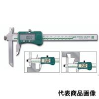 新潟精機 デジタルオフセットノギス 15cm D-150F 1個 (直送品)