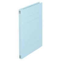 プラス フラットファイル樹脂製とじ具 B5タテ ロイヤルブルー No.031N 100冊