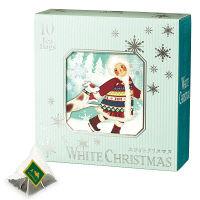 ルピシア 2017Xmas 5524 WHITE CHRISTMAS ティーバッグ 限定デザインBOX 1個(10バッグ入)